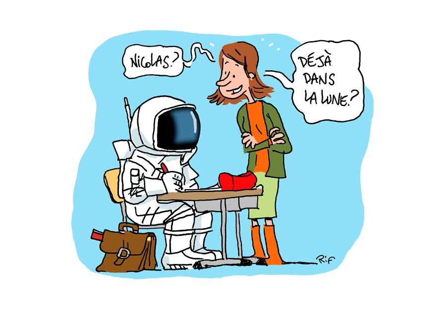 Illustration réalisée par Vincent Rif