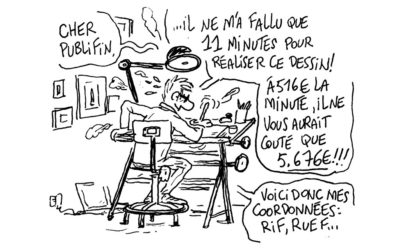 Payés 500 euros la minute pour des réunions bidon chez Publifin