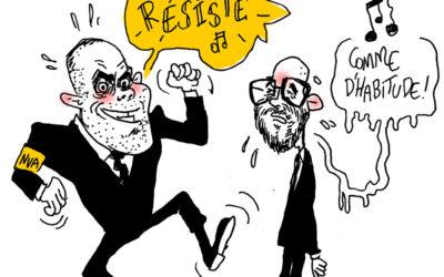 Dissonances entre Theo Francken et Charles Michel