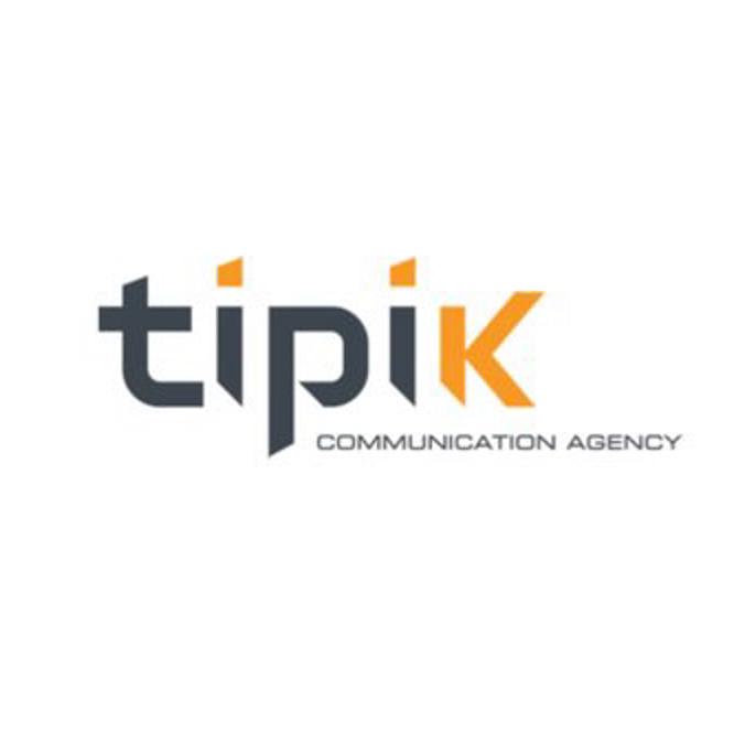 Logo Tipik agency